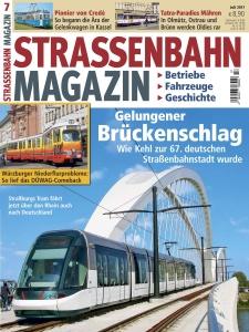Strassenbahn Magazin  Juli (2017)
