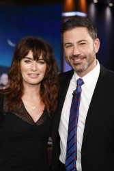 Lena Headey - Jimmy Kimmel Live: January 24th 2019