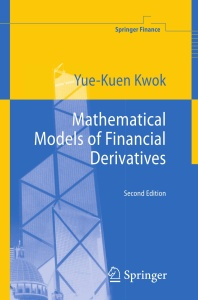 Mathematical Models of Financial Derivatives Ed 2