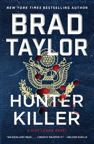 08  HUNTER KILLER by Brad Taylor