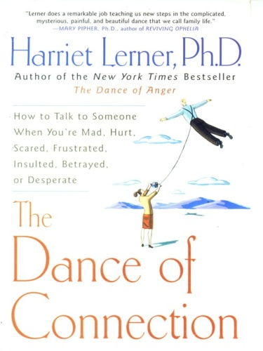 The Dance of Connection by Harriet Lerner