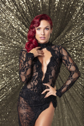 Sharna Burgess - Dancing with the Stars: Season 27 Promotional Photos