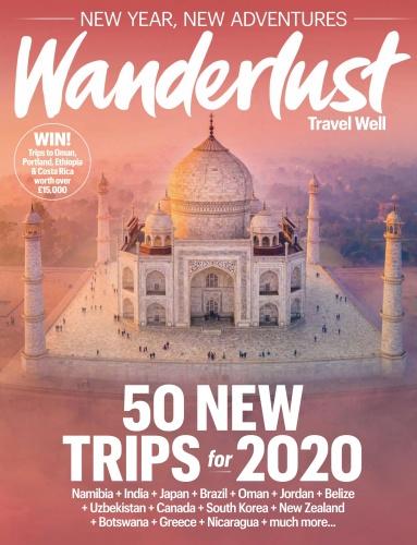 Wanderlust UK 02 (2020)