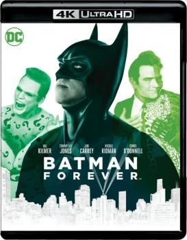 Batman Forever (1995) Full Blu-Ray 4K 2160p UHD HDR 10Bits HEVC ITA DD 5.1 ENG Atmos/TrueHD 7.1 MULTI