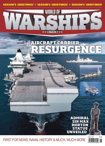 World of Warships Magazine - January (2020)