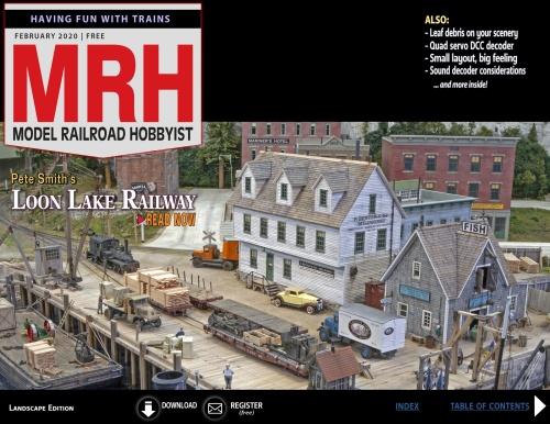 Model Railroad Hobbyist - February (2020)