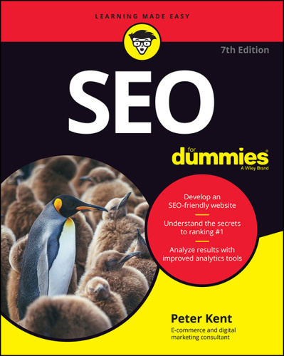 SEO For Dummies, 7th Edition - Peter Kent