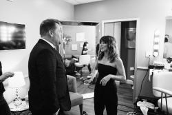 Linda Cardellini - The Late Late Show with James Corden: November 21st 2018