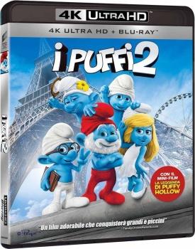 I Puffi 2 (2013) .mkv UHD VU 2160p HEVC HDR TrueHD 7,1 ENG AC3 5.1 ITA ENG