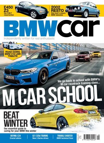 BMW Car - February (2020)