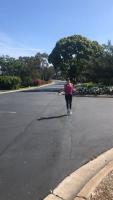 Kaley Cuoco - Park Workout 3/5/2020