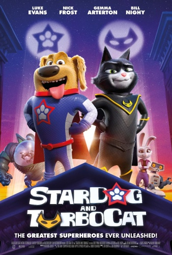 StarDog  TurboCat (2019) 1080p BluRay [5 1] [YTS]