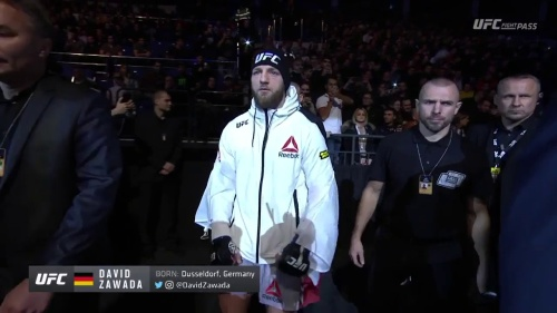 UFC Fight Night 163 Prelims 720p  H264-SHREDDIE