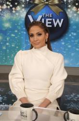 Jennifer Lopez - The View: December 12th 2018