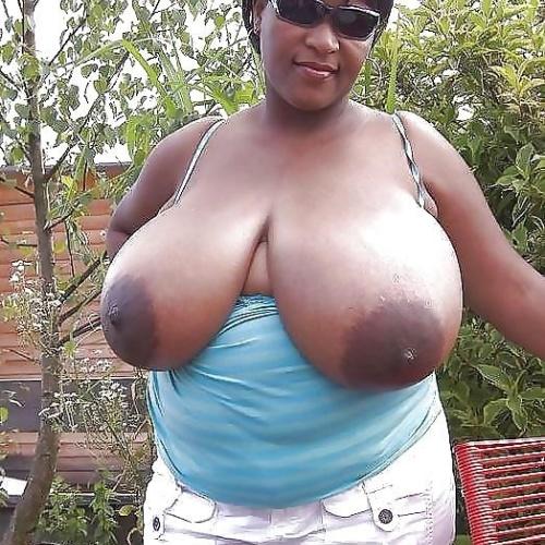 Black boobs amateur