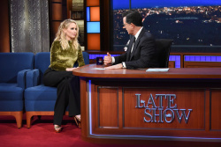Jennifer Lawrence - The Late Show with Stephen Colbert: February 26th 2018