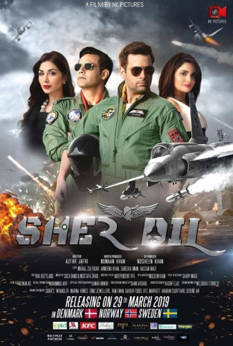 Sher Dil (2019) 480p WEB-DL x264 DD5 1 ESubs-Team IcTv Exclusive