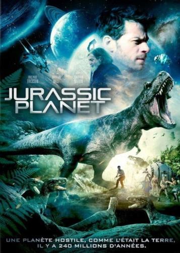Jurassic Galaxy (2018) 720p BluRay x264 [Dual Audio][Hindi+English]