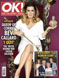 OK ! Magazine UK  25 November (2019)