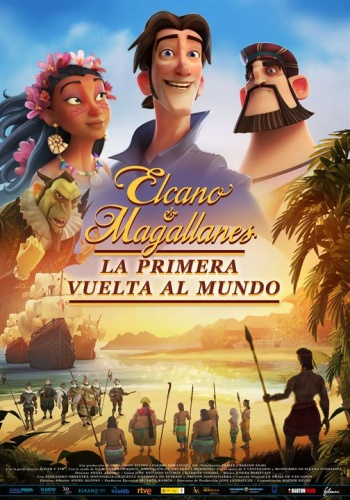 Elcano and Magallanes First Trip Around the World 2019 720p WEBRip 800MB x264-Gala...