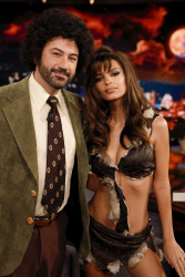 Emily Ratajkowski - Jimmy Kimmel Live: October 31st 2018