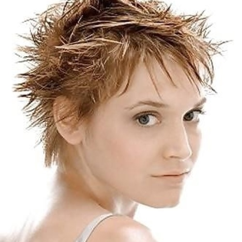 Best hair style for short hair girl
