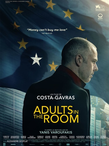 Adults In The Room 2019 HDRip XviD AC3-EVO