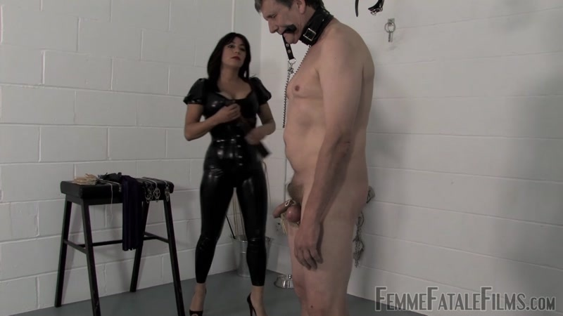 Lady Seductress starring in video (Disciplined by Seductress – Complete Film) of (Femme Fatale Films) studio [FullHD 1080P]