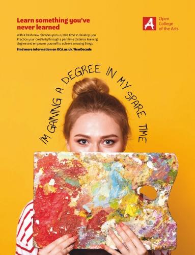 Artists & Illustrators - April (2020)