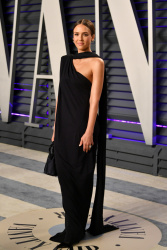 Jessica Alba at the Vanity Fair Oscar Party in Beverly Hills, CA - 2/24/19