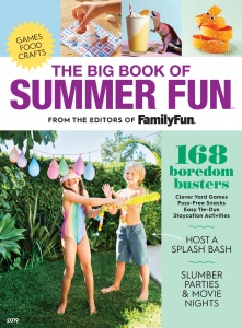 FamilyFun - The Big Book of Summer Fun (2019)