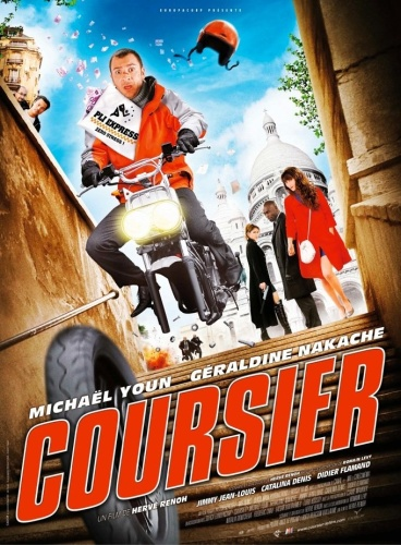 Coursier (2010) 720p BluRay x264 Eng Subs Dual Audio Hindi DD 2 0 - French 5 1 -