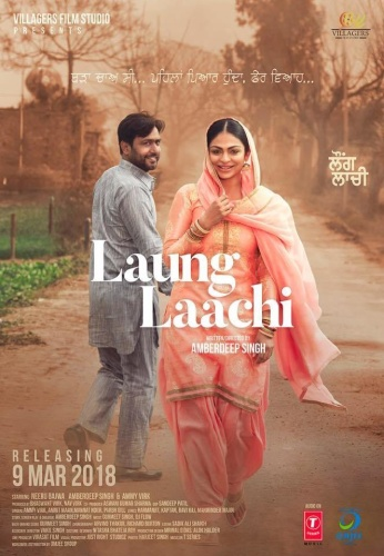 Laung Laachi (2018) 1080p WEB-DL H264 DDP5 1-TT Exclusive